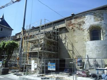 Rénovation Eglise de Saint-Pé-de-Bigorre