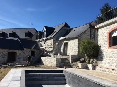 Rénovation grange et appenti à Arras