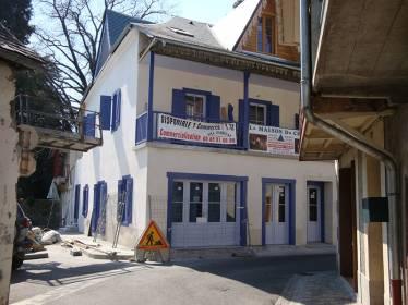 Rénovation pour Commercialisation - Résidence Suisse - Argelès-Gazost