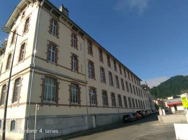 Rénovation façades Lycée Victor Duruy - Bagnères-de-Bigorre