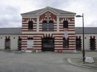 RÉHABILITATION d'un bâtiment - Bagnères