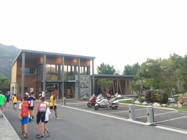 NEUF - Construction bâtiment accueil Camping Sunélia