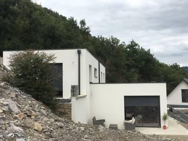 NEUF - Construction maison contemporaine Agos-Vidalos